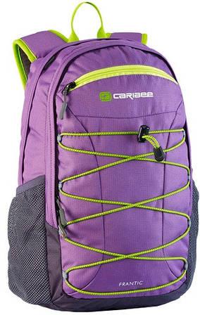 Стильный, яркий городской рюкзак 16 л. Caribee Elk 16, 920655 фиолетовый