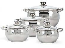 Набор посуды Edenberg EB-1115 из 8 елементов