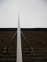 Молниеприемник L=5м, нержавеющая сталь