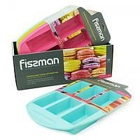 Форма для выпечки 6 батончиков Fissman PR-6701. BW