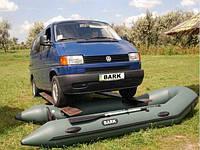 Лодки надувные моторные барк bark