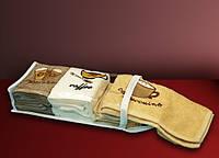 ТМ TAG Набор кухонных полотенец Сofe