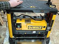 Фуговально-рейсмусовый станок DeWalt DW733