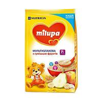 Milupa каша мультизлаковая с фруктами с 7 мес. 210г (мягк. упак.)