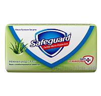 Мыло туалетное Safeguard Нежный уход с Алоэ 90г