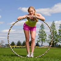 Обруч для похудения Dynamic Health Hoop W: польза и эффективность Хула Хуп