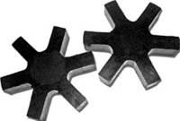 Звездочка резиновая для муфт упругих по ГОСТ 14084-93