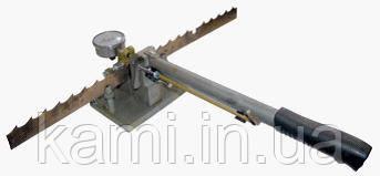 ПРЛ 60 Ручное приспособление для разводки и контроля ленточных пил