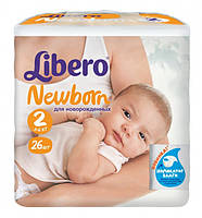 LIBERO подгузники Baby Newborn 2 (3-6кг) 36шт