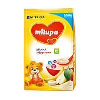 Milupa каша манная с фруктами с 6 мес. 210г (мягк. упак.)
