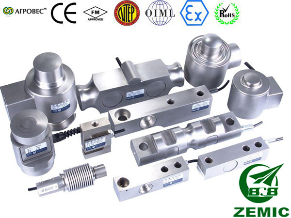 Тензодатчики ZEMIC, датчики веса, Тензорезисторы, Датчики давления и уровня, Весовая электроника