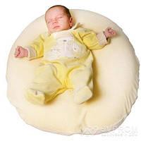 "Чехол-наволочка для подушки Лежебока серии ""Comfort"", желтый"