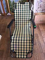 Шезлонг-кресло  90х60х150 (ВхШхД)