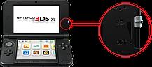 Nintendo 3DS XL Black, фото 2