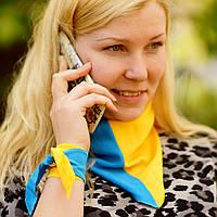 Галстук-косынка Ukraine, фото 1