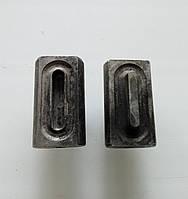Матрица на люверс овальный 25 мм