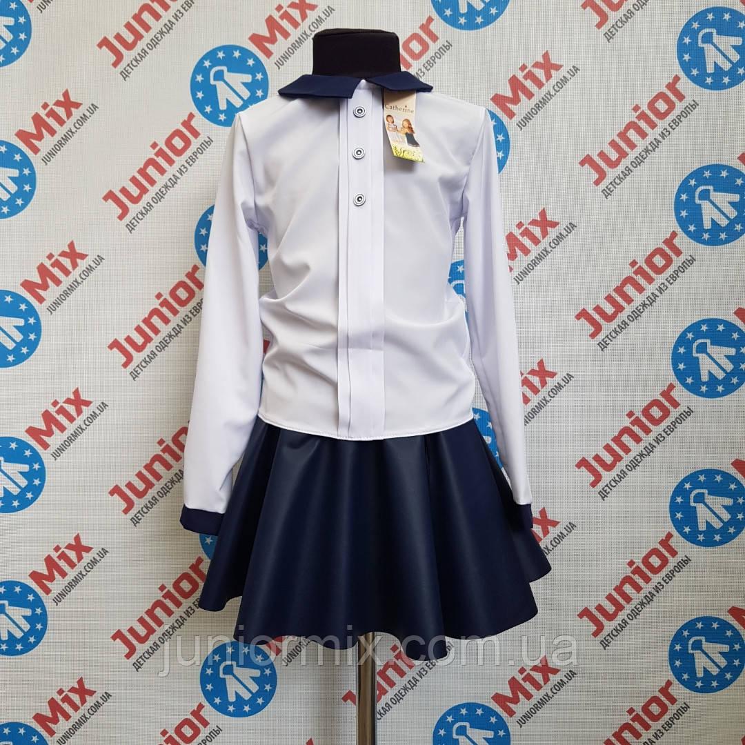 Детская школьная блузка на девочку Katherine