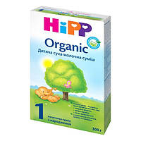 HIPP смесь мол «Organic» 1 300г