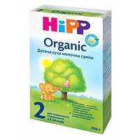 HIPP смесь мол «Organic» 2 300г