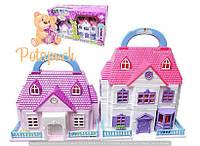 Кукольный домик Счастливая семья М8051