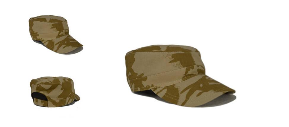 """Кепка-""""немка"""" - английский камуфляж DDPM ( оригинальная ткань), фото 2"""