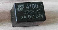Реле JRC-21F (HK4100) 1C 24V