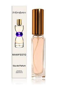 Женский парфюм в мини-флаконе Yves Saint Laurent Manifesto (Ив сэнт Лоран Манифесто) , 20 мл