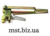 Ключ чироз стандартный, монтаж пружинных замков