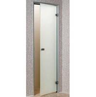 Дверь для бани турецкой Andres, белая матовая, 70х190