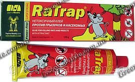 Клей от грызунов и насекомых RaTrap 135 г