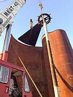 Ремонт, перенос, реконструкция, монтаж,демонтаж резервуаров, баков, емкостей с устройством фундаментов