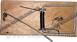 Мышеловка деревянная плоская