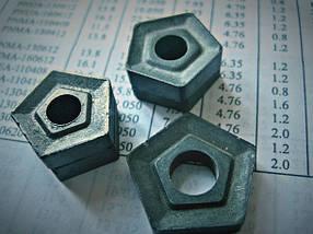 Пластина пятигранная Т15К6 (5,16)