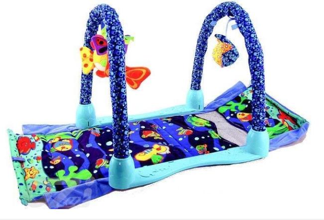Коврик для малышей JDL 555-3