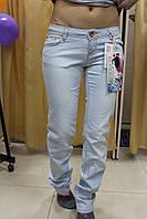 Светлые женские джинсы Турция Madoc, размер 31 полномерные