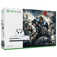 Microsoft Xbox One S 1TB + игра: Gears of War 4