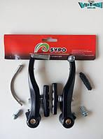 Тормоза Sypo (YD-V26) V-brake (120 мм.) черные