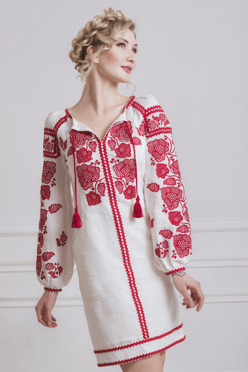Сукня вишиванка  продажа 9f5f31c4d973b