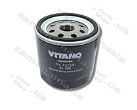 Vitano VL232 - фильтр масляный(аналог sm-119)