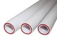Труба армированная PPR+Fiber РN 20 (стекловолокно) dn63х10,5 Хит-Пласт