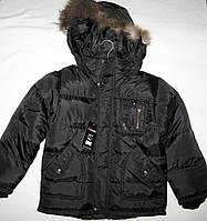Куртка  зимняя для мальчика р 30-36