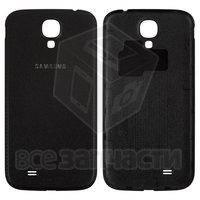 Задняя крышка батареи для мобильных телефонов Samsung I9500 Galaxy S4, черная