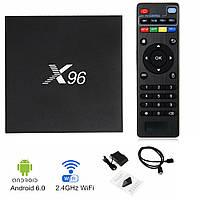Медиаплеер Android X96 Smart TV Box