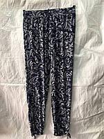 Женские брюки штапель лето отпом