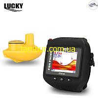Эхолот часы Lucky FF518 без проводной