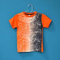 Детские футболки для мальчиков 5-9 лет, Детские футболки оптом от производителя