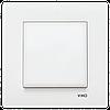 VIKO Karre Выключатель  Белый (90960001)