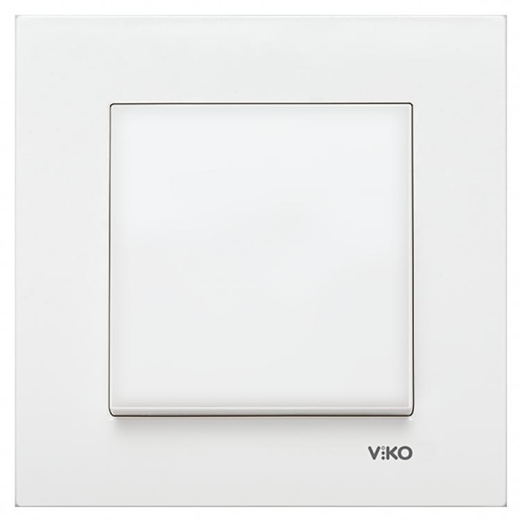 VIKO Karre Выключатель  Белый (90960001) class=