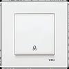 VIKO Karre Кнопка звонка  Белый (90960006)