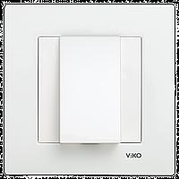 VIKO Karre Заглушка для вывода кабеля  Белый (90960077)